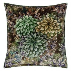 Poduszka dekoracyjna Madhya Moss Velvet Designers Guild bbhome