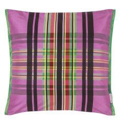 Poduszka dekoracyjna Chennai Fuchsia Silk Designers Guild bbhome