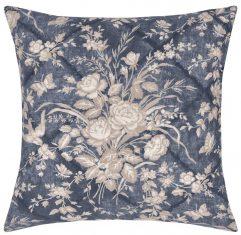 Poduszka dekoracyjna Eliza Floral Vintage Blue Ralph Lauren 55x55cmbbhome