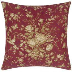 Poduszka dekoracyjna Eliza Red Floral Sunbaked Ralph Lauren bbhome
