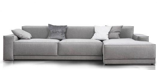 Sofa narożna Izadora Rosanero bbhome