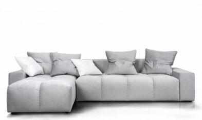 Sofa narożna Tufti Rosanero