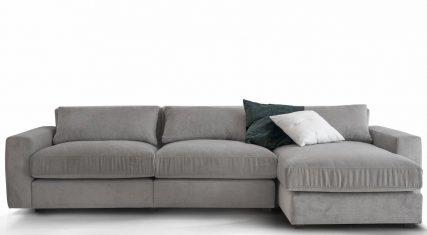 Sofa narożna Lena Rosanero