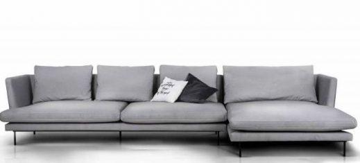 Sofa narożna Lily Rosanero