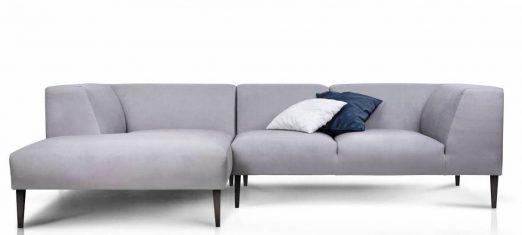 Sofa narożna Mia Rosanero