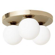 Lampa sufitowa Mija Gold /White Kaspa