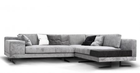 Sofa narożna Mystic Rosanero