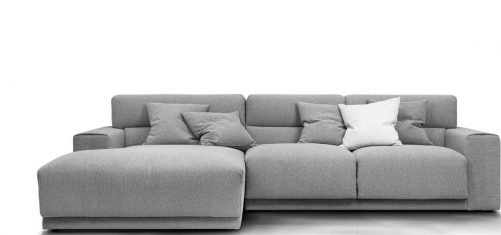 Sofa narożna Cloud Rosanero