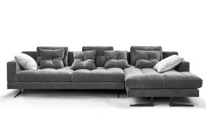 Sofa narożna Flabby Rosanero
