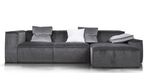 Sofa narożna Cushions Rosanero