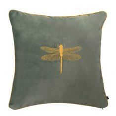 Poduszka dekoracyjna Insectarium Sage N°1 Maja Laptos Studio bbhome