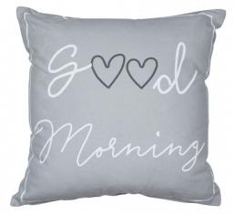 Poduszka dekoracyjna Good Morning 45x45cm