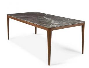 Stół Form Walnut almi decor bbhome