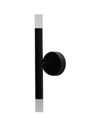 Kinkiet Eclat Noir AD 9x35x12cm