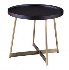 Stolik pomocniczy Negro Almi Decor 50x45cm