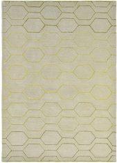 Dywan geometryczny Arris Grey Carpet Decor bbhome