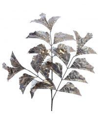 Gingko Leaf Silver BBHome 85cm