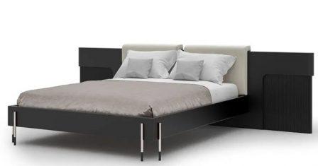 Łóżko Dali Premium Chrome ALMI DECOR BBHOME