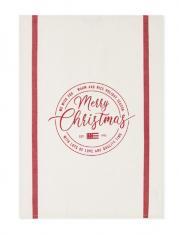 Ręcznik kuchenny Merry Christmas Lexington 50x70cm