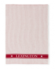 Ręcznik kuchenny Red/White Lexington 50x70cm