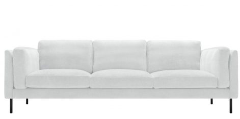 Sofa Sigge Malibu Velvet 3,5 Sits – z ekspozycji