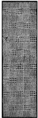 Chodnik dywanowy Queluz Noir Designers Guild 250x75cm