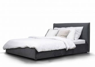 Łóżko tapicerowane Below Rosanero bbhome