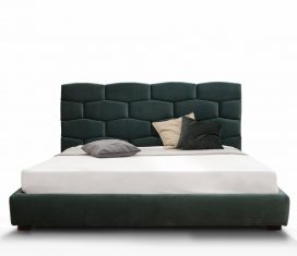 Łóżko tapicerowane Harry Rosanero