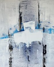 Obraz abstrakcyjny KILWATER 80x100cm