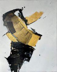 Obraz abstrakcyjny LOBSTER 80x100cm