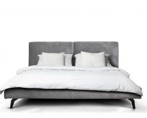 Łóżko tapicerowane Nico Rosanero bbhome