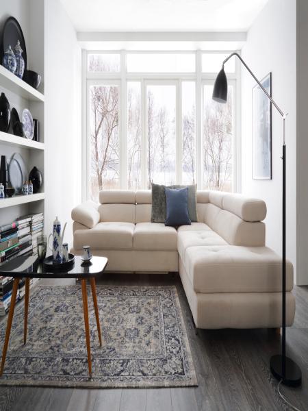 dywan sofa