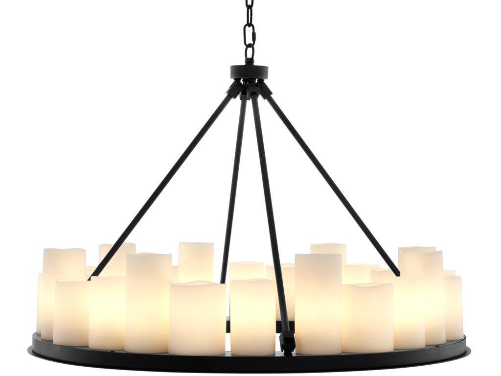 Lampa wisząca Eichholtz Commodore Round 90x65 cm