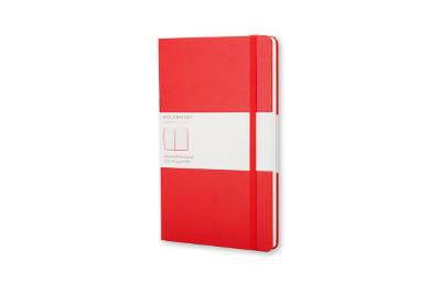 Kalendarz Moleskine z serii Clascic Red