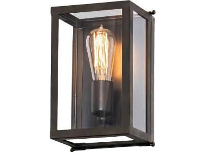 Designerski kinkiet latarnia Loft