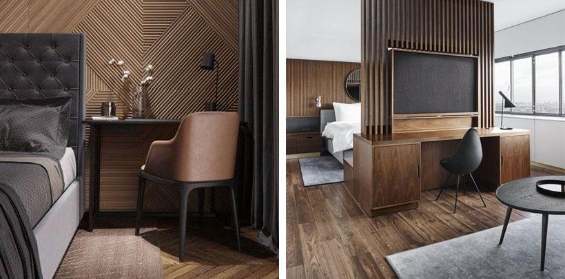 Meble drewniane w nowoczesnych wnętrzach
