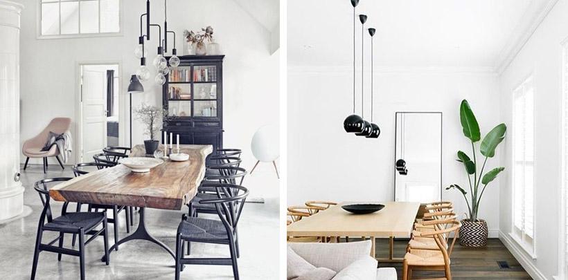 Lampy w skandynawskiej aranżacji
