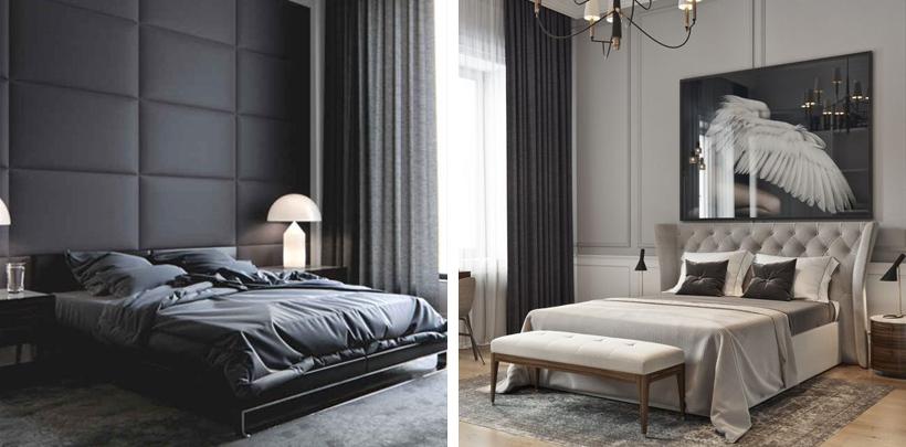 Sypialnia w nowoczesnym wydaniu