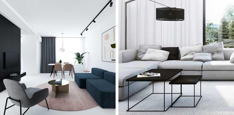 Geometria w mieszkaniu