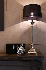 abażur do lampy w sypialni