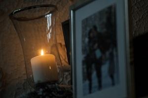 świeca dekoracyjna